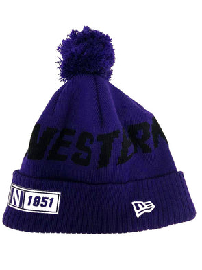 Northwestern Wildcats New Era TD Knit Hat