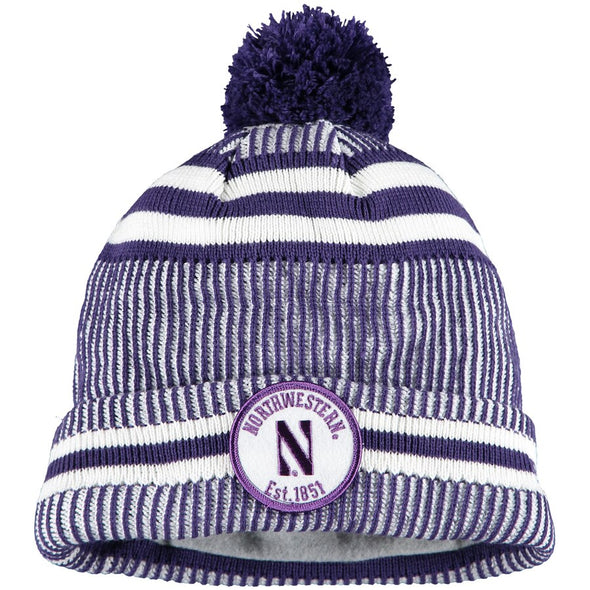 Northwestern Wildcats New Era Sport Knit