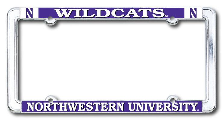 License Plate & Auto – Northwestern Official Store