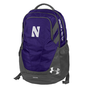 Northwestern Wildcats Under Armour® Hustle Backpack - Purple
