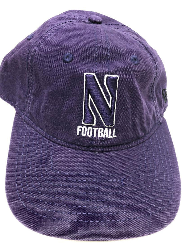 Northwestern Wildcats Purple Football Cap
