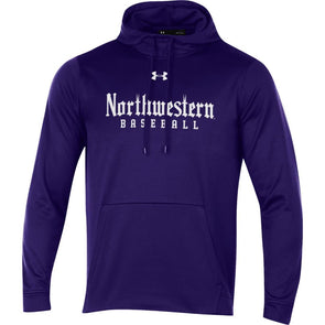 Northwestern Wildcats Purple Baseball Gothic Hood
