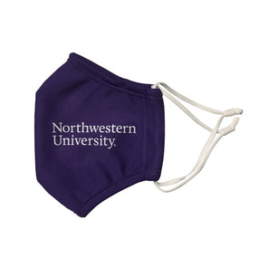 Northwestern University Wildcats Face Mask