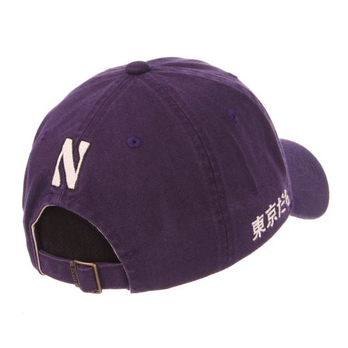 sports shoes a03bf f51fe ... where can i buy northwestern university wildcats shibuya tokyodachi hat  e089c 9bc71