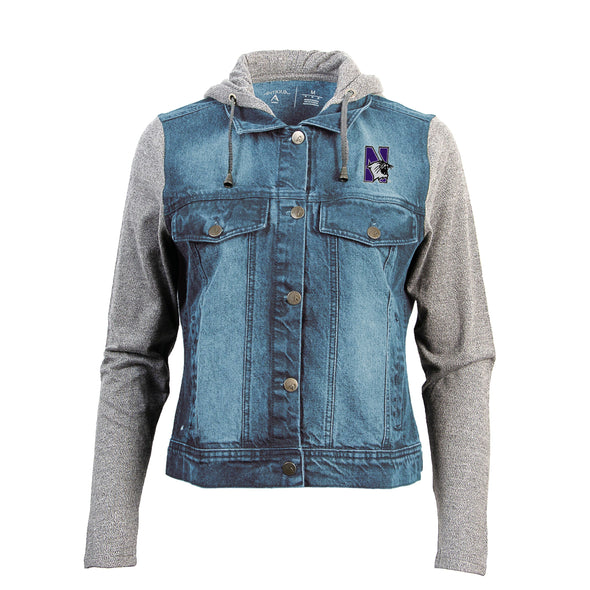 Northwestern Wildcats Women's Swag Jacket