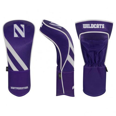 Northwestern Wildcats Golf Headcover Driver