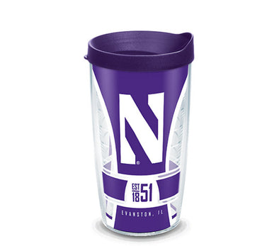 Northwestern Wildcats Spirit Tervis-16 oz.