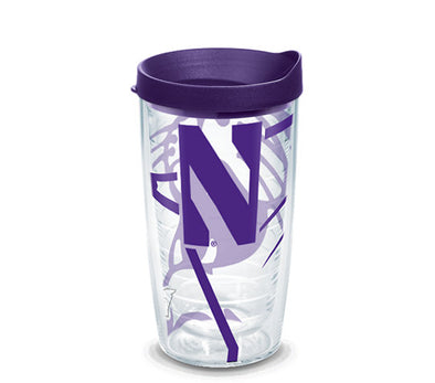 Northwestern Wildcats Genuine Tervis Tumbler-16 oz.
