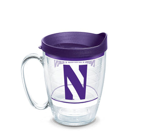 Northwestern Wildcats Tradition Tervis Mug-16 oz.