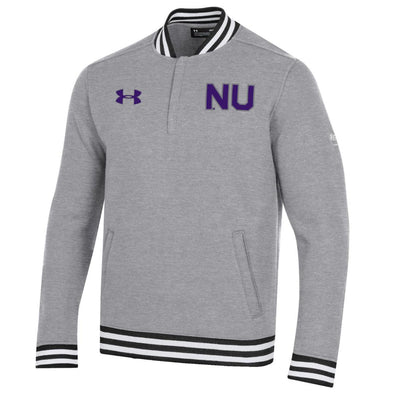 Northwestern Wildcats Under Armour  College Football 150th Anniversary Retro Pullover
