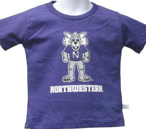 Northwestern Wildcats Willie Youth Tee