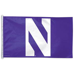 Northwestern Wildcats Flag Deluxe