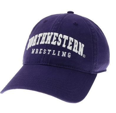 Northwestern Wildcats Wrestling Hat