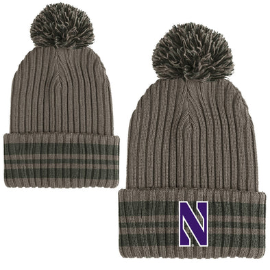 Northwestern Wildcats Under Armour Freedom Knit Hat