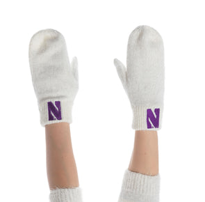 Northwestern Wildcats Ladies Chill Mittens