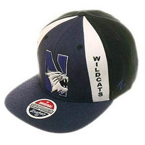 Northwestern Wildcats Zephyr Main Event Hat