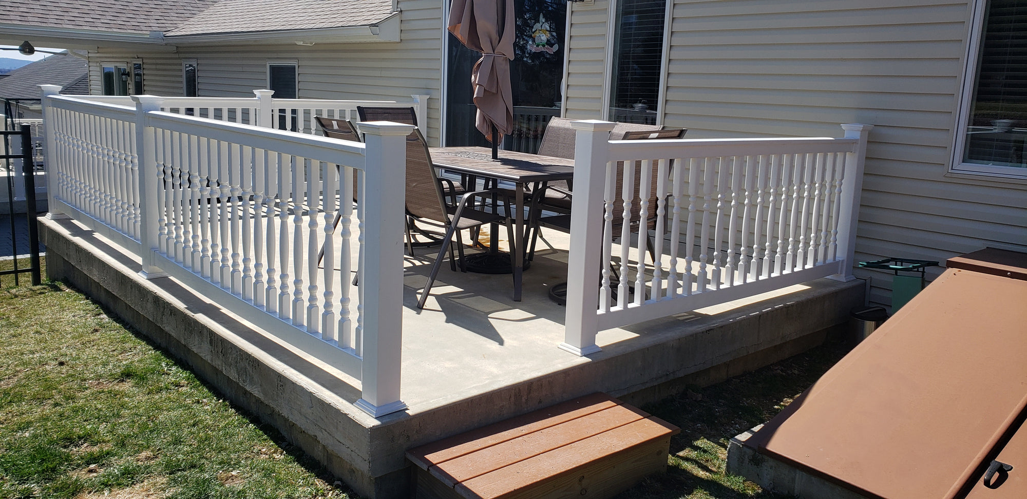 Spruce Up Your Porch or Deck