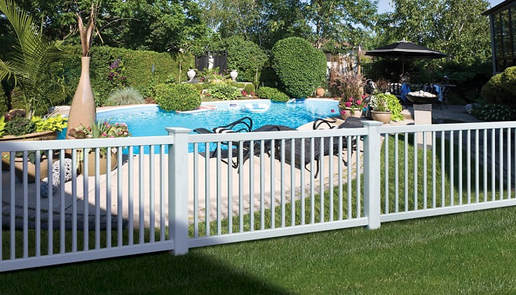 Choosing the Right Fence for Your Pool