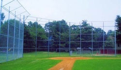 Fencing an Athletic Field
