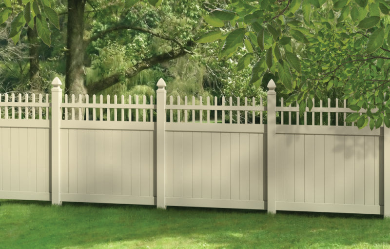 Vinyl Fence, The Easy Choice for Strength, Low-Maintenance, and Affordability