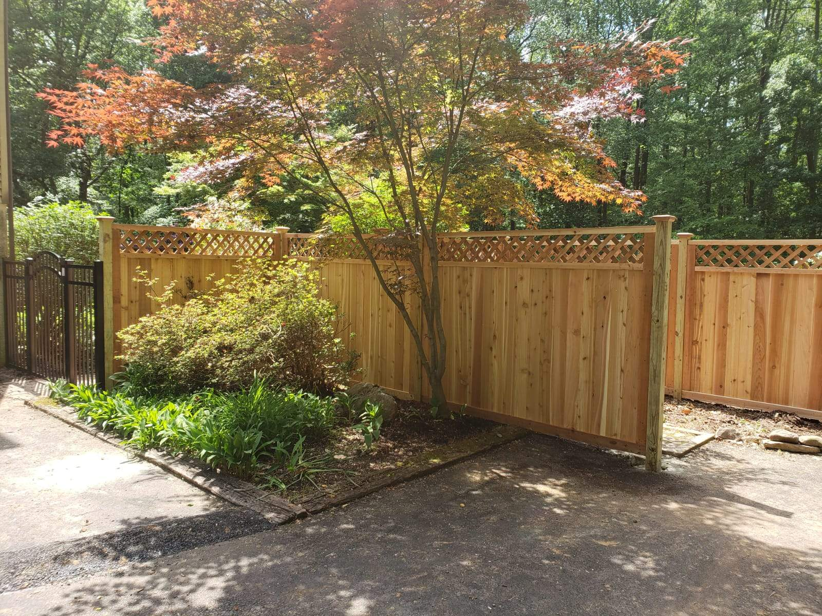 Wood Fence…the Natural Choice