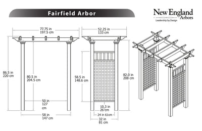 Fairfield Arbor