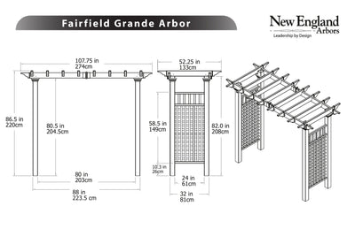 Fairfield Grande Arbor