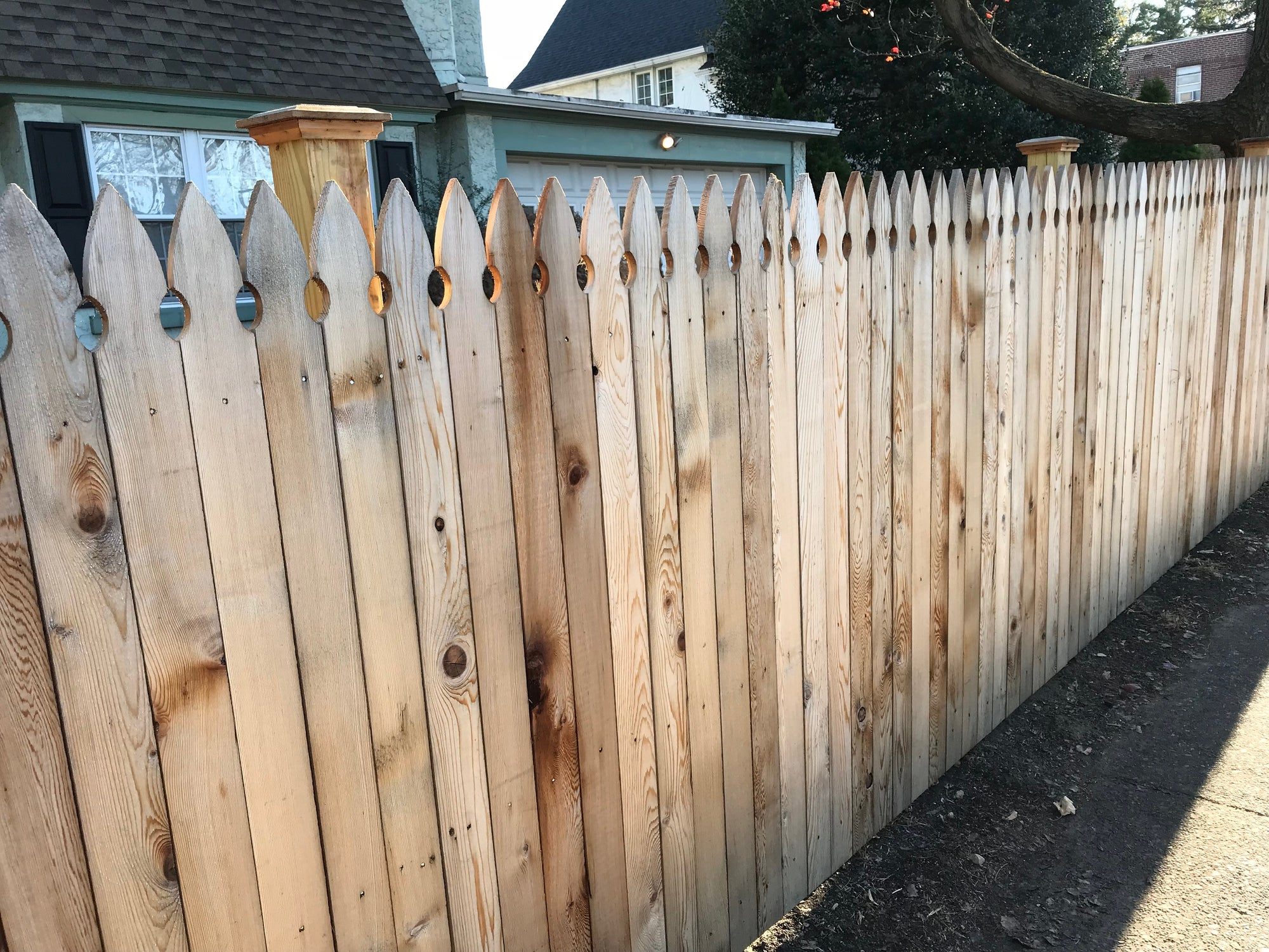 PA's Best Wood Fence contractor serving SE Pennsylvania