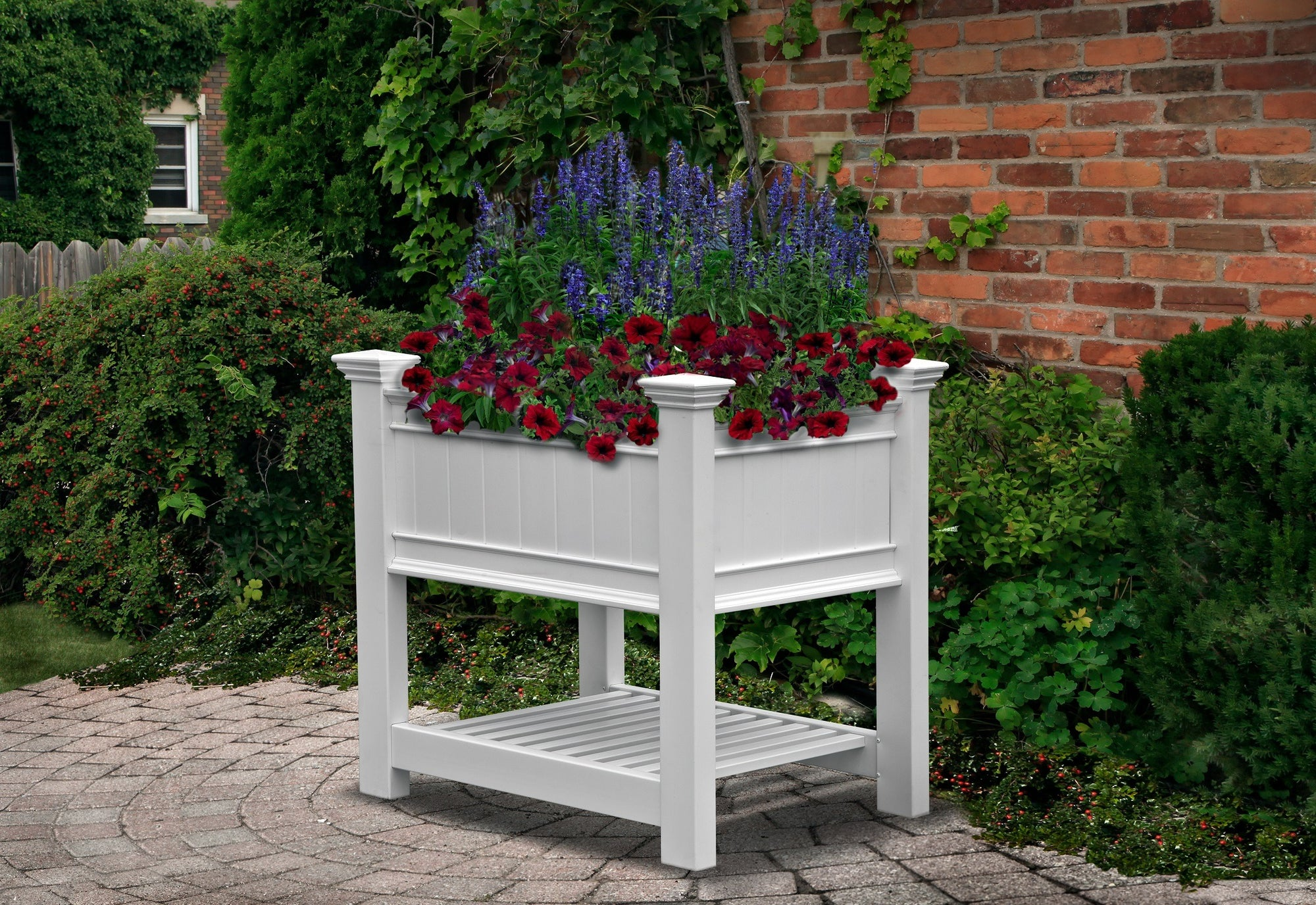 Cambridge Raised Planter