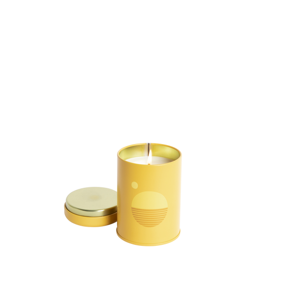 Sunset Soy Candle | Golden Hour