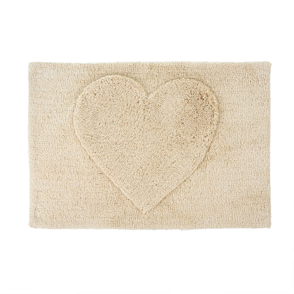 Indaba Trading Love Bath Mat Rose City Goods Cute Bath Mat