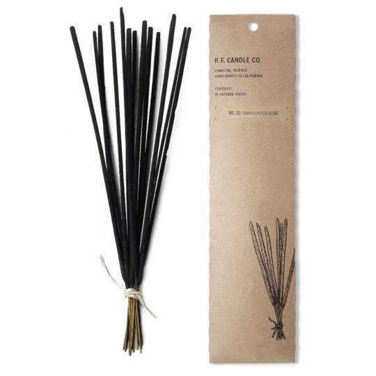 Sandalwood Rose | Incense
