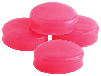 10 PACK EARPLUGS - PINK
