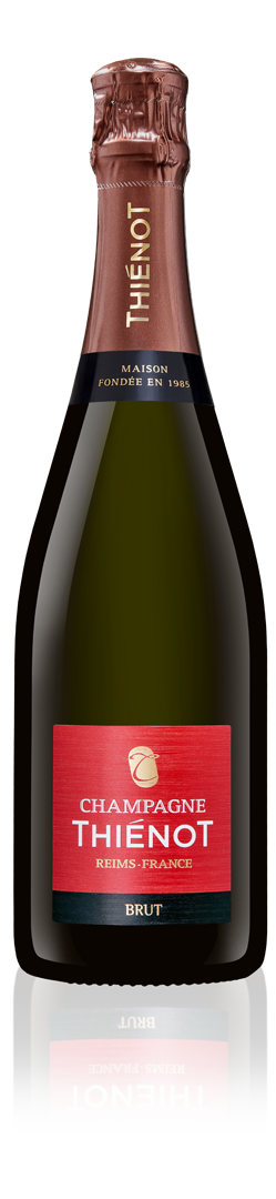 Champagne Thiénot Brut available in Australia through Champagne Shop