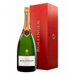 Bollinger Special Cuvée 3L Jeroboam with Timber Box
