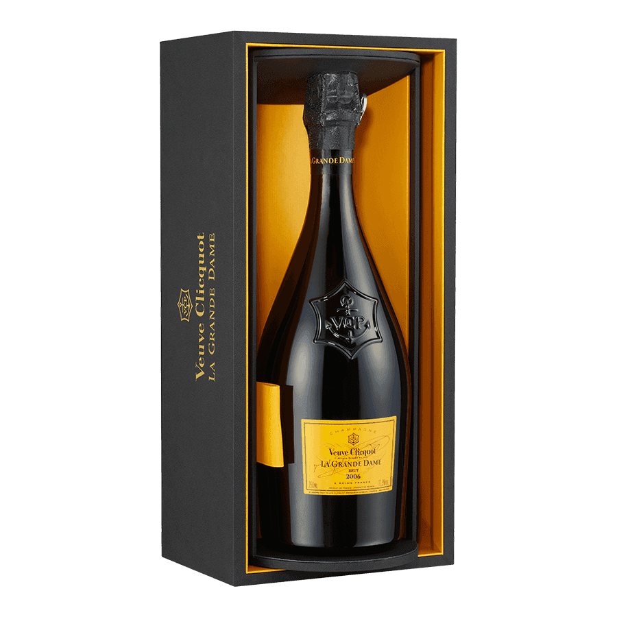 Veuve Clicquot La Grande Dame 2006 Champagne and Champagne gifts delivered in Sydney, Melbourne, Brisbane, Canberra and Adelaide.