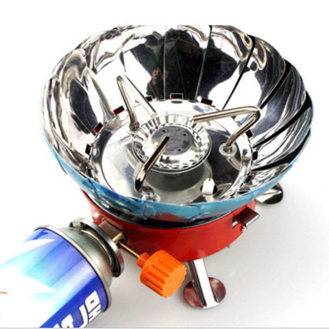 Portable Windproof Butane Stove