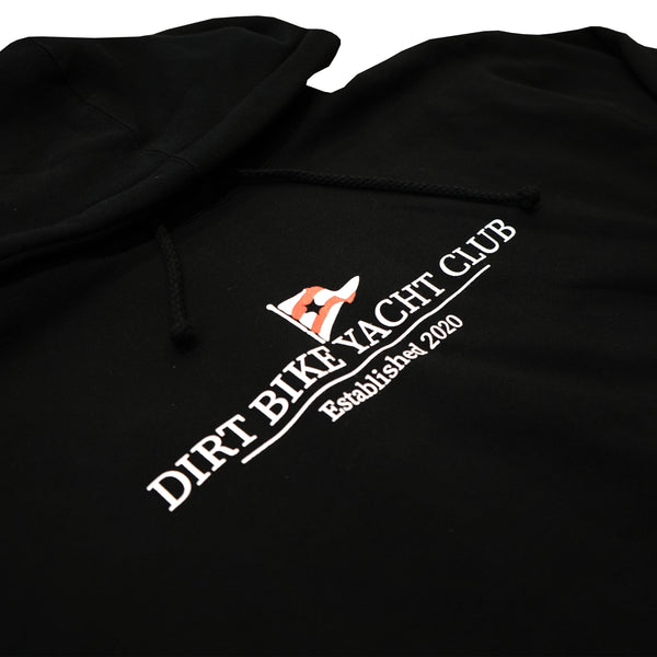 Dirt Bike Yacht Club Hoodie