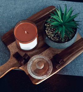 Cocoa Therapy  Scented Candle