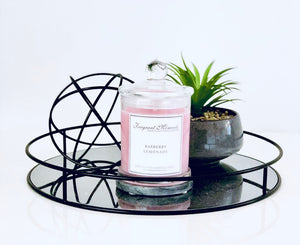 Rasberry Lemonade Soy Candle