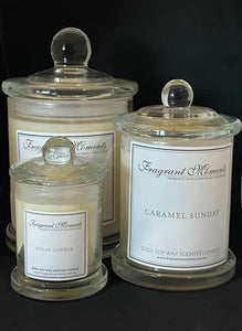Cilantro & Orange Zest Scented Candle