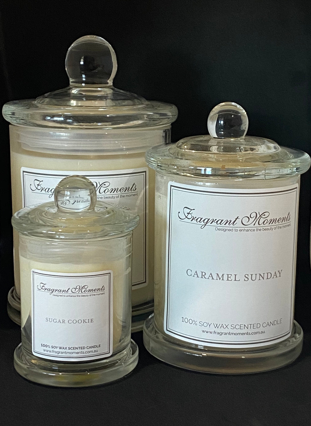 Hazelnut Cappuccino Scented Candle