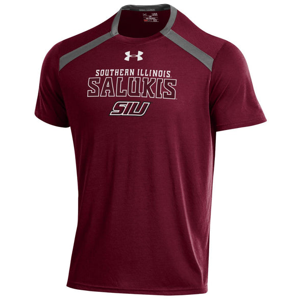 Under Armour SIU Youth Threadborne Heat Gear Vented Tech Tee