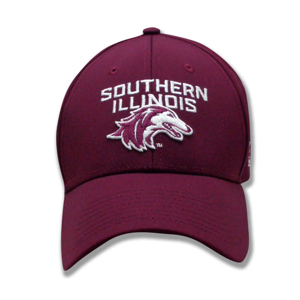 NEW 2019 ATHLETIC LOGO SOUTHERN ILLINOIS SALUKIS GAMECHANGER HAT