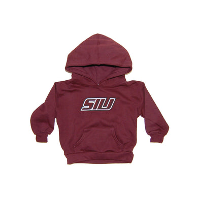SIU Maroon Infant-Toddler Fleece Hoodie