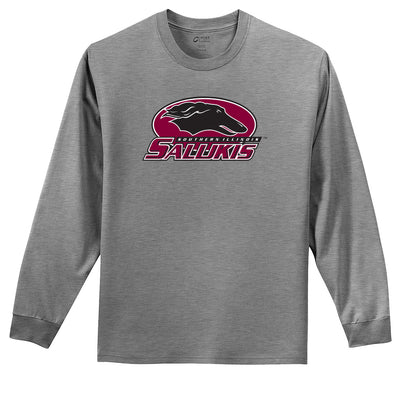 SIU Salukis Athletic Logo Youth Long Sleeve T-Shirt