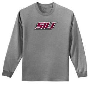 SIU Salukis Youth Grey Long Sleeve T-Shirt