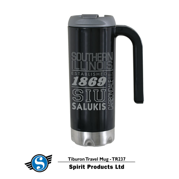 Spirit Southern Illinois Salukis Tiburon Travel Mug
