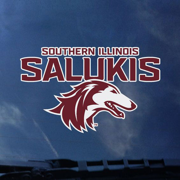 NEW 2019 ATHLETIC LOGO SOUTHERN ILLINOIS SALUKIS DECAL