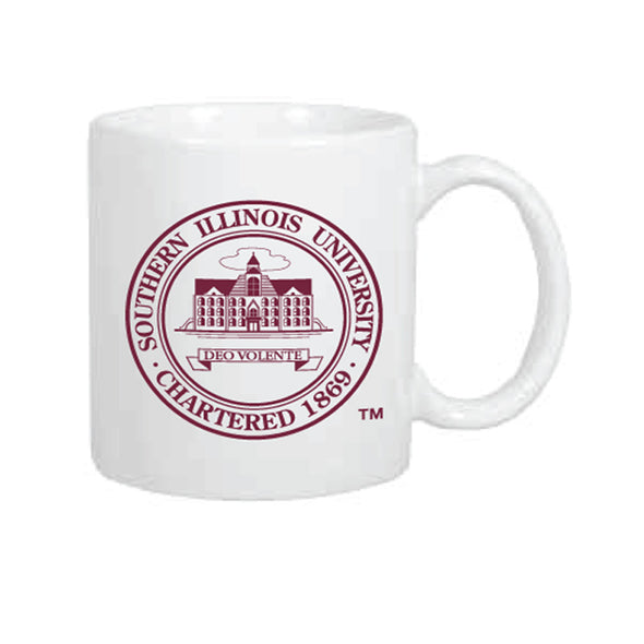 SIU School Seal Coffee Mug